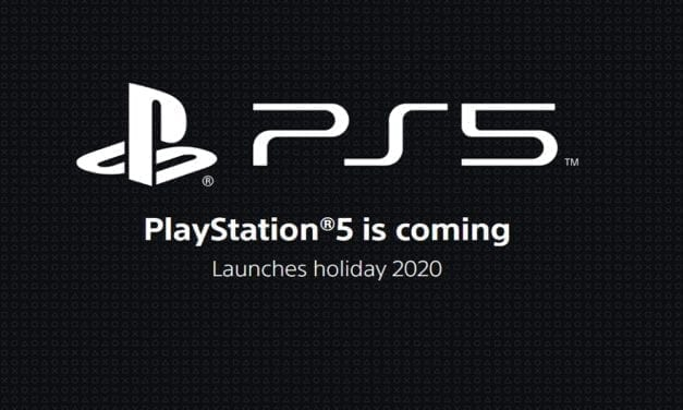 PlayStation 5 Gets Official Landing Page