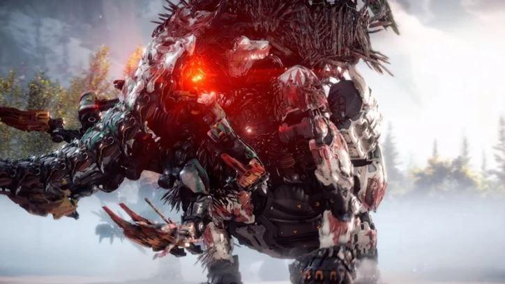 Horizon Forbidden West All New Machines Updated 3