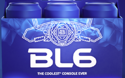 Bud Light Console That Keeps Your Beer Cool