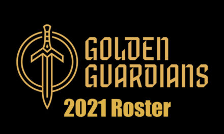 Golden Guardians Roster For 2021 Announced!