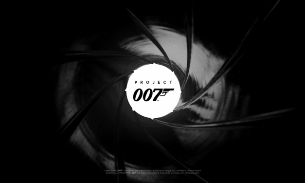 IO Interactive James Bond Game In The Works