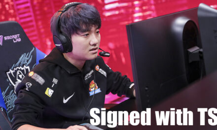 TSM Signed SwordArt On 2 Year Deal!