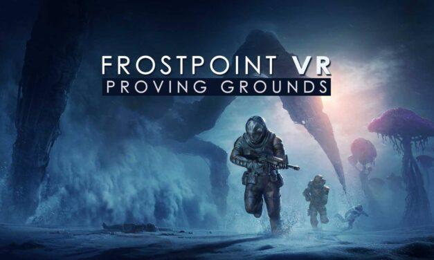 Frostpoint VR – 10 v 10 Shooter Releases Dec 1st