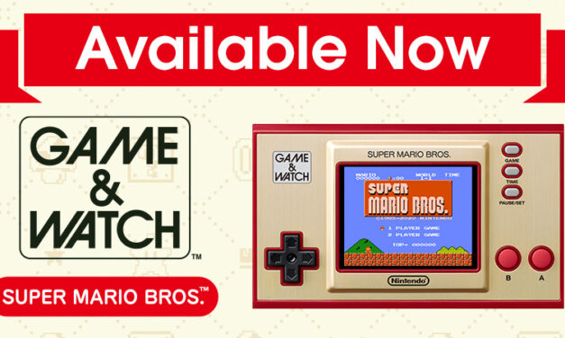Game & Watch Super Mario Bros Limited Edition