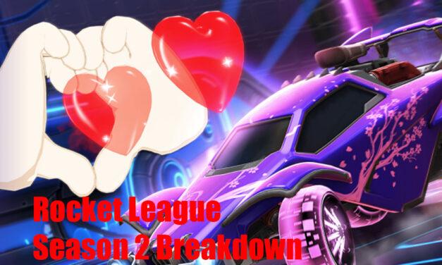 Rocket League Season 2 Breakdown