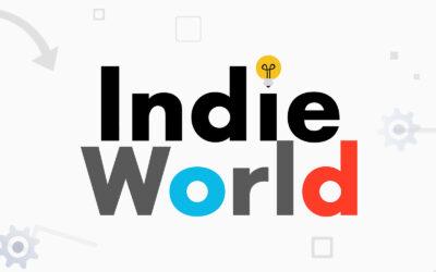 Nintendo Reveals Their Indie World Showcase