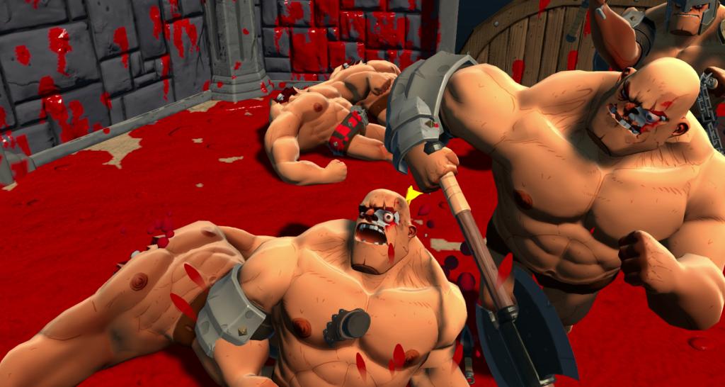 gorn oculus quest release date