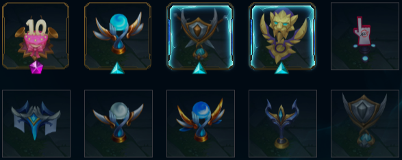 league of legends new year