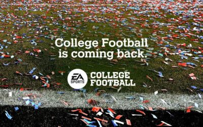 EA To Bring Back College Football Game