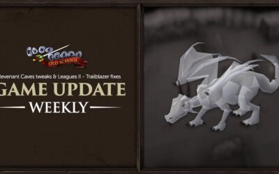 OldSchool RuneScape Rev Caves Update And Impact